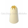 Pastry Piping Tubes - Star Sizes 3 - 17