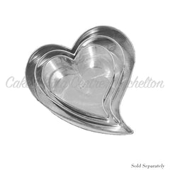 Funky Heart Shaped Tins