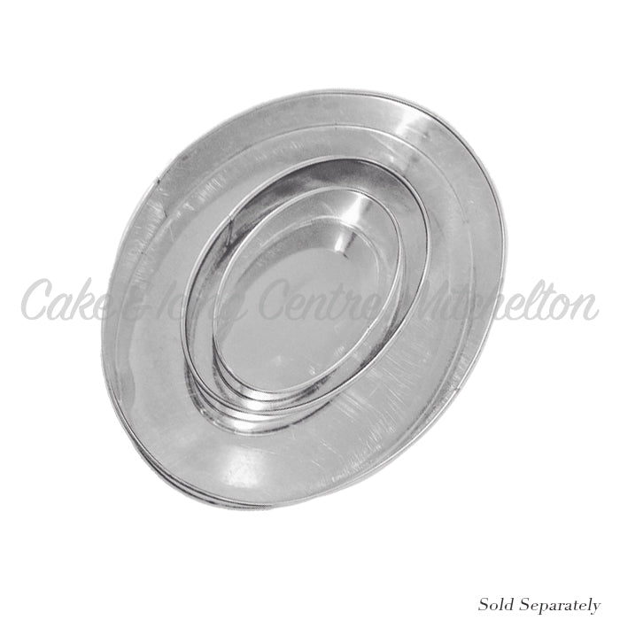 Oval Shaped Cake Tins