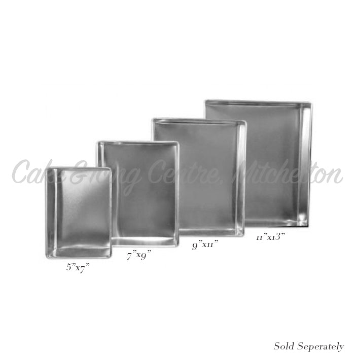 Rectangle Cake Tins