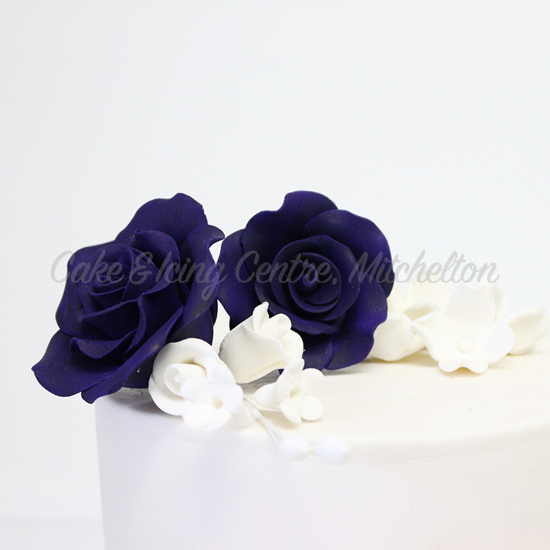 Wired Sugar Roses - Large