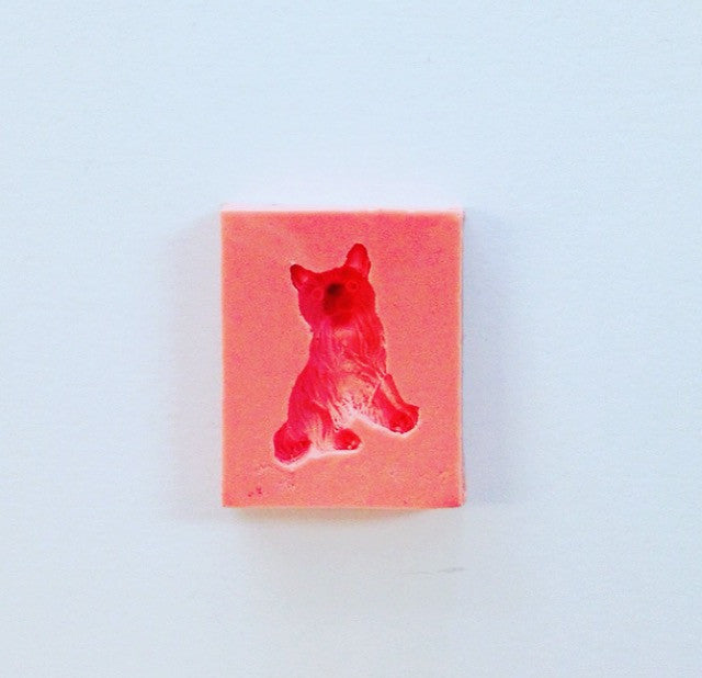 Silicone Mould - Dog (D27)
