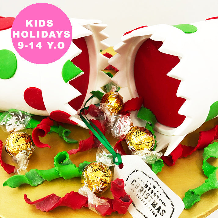 Kids Christmas BonBon Class (3 hours) - 9-14 year olds