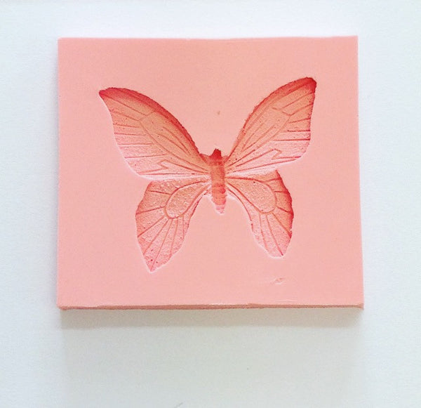 Butterfly Silicone Mould - 65mm