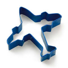 Plane Cookie Cutter