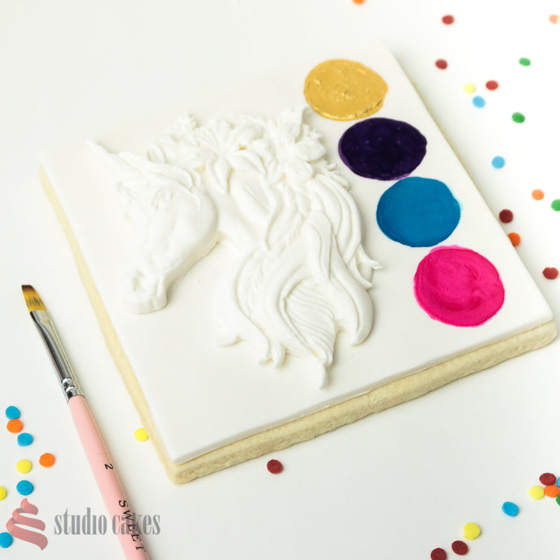 Paint-It Cookie - Unicorn
