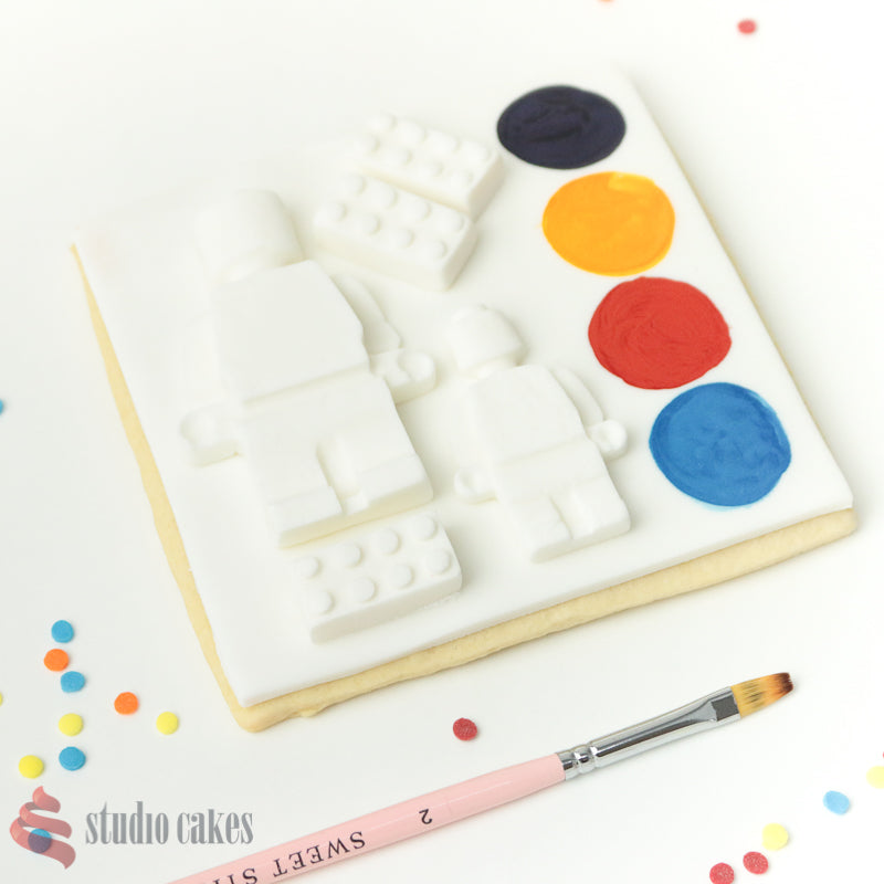 Paint-It Cookie - Blocks