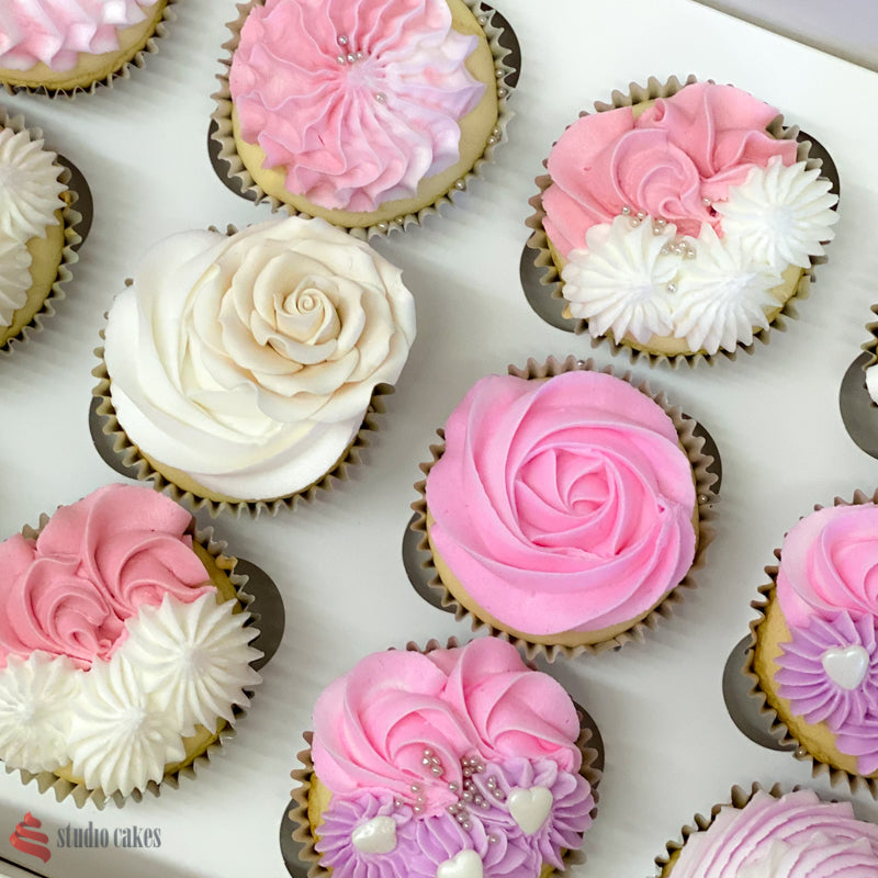 Cupcake Piping Class (2.5 Hours)