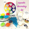 Cupcake Decorating Kit - Colour Wheel
