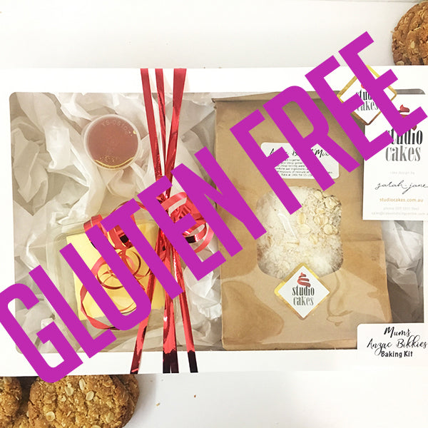 Gluten-Free Biscuit Baking Box