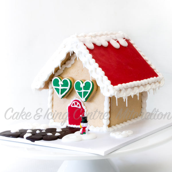 Kids Holidays - Build A Ginger Bread House (5-8 y.o.)