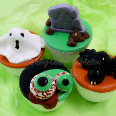 Kids Holidays (9-14 year olds) - Spooky Cupcake Class (2.5 hours)