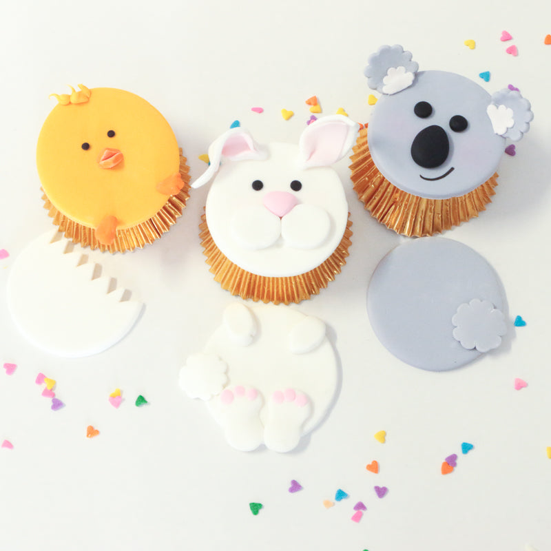 Kids Classes - Easter Cupcake Class (5-8 y.o)