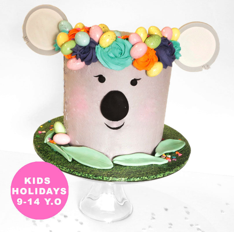 Kids Classes - Easter Koala Cake (9-14 year olds)