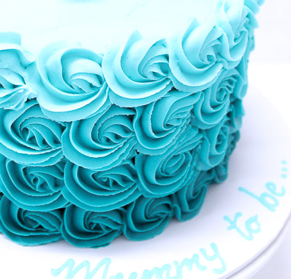 Ombre Piping Class