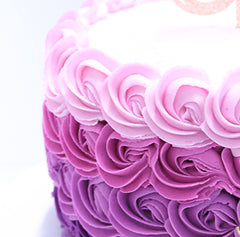 Ombre Piping Class (2 Hours)