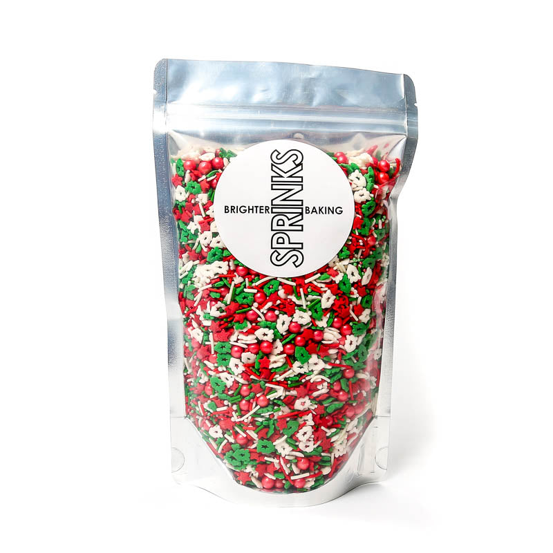 Oh Christmas Tree Sprinkles - 500g
