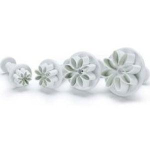 Plunger Cutter Set - Daisy Flower