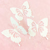 Wafer Butterflies (Pack of 12)