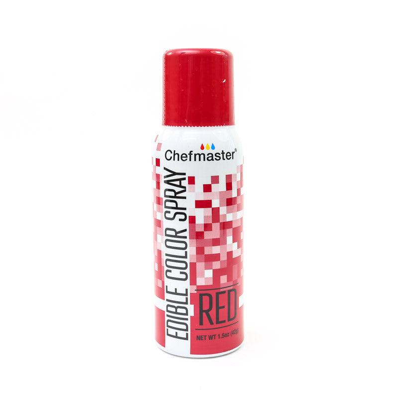 Edible Spray - Red