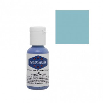 AmeriColor Soft Gel Paste - Wedgewood Blue