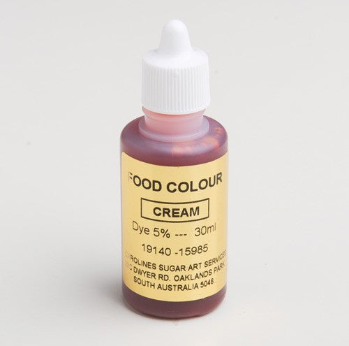 Food Colour - Cream