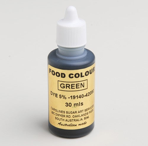 Food Colour - Green