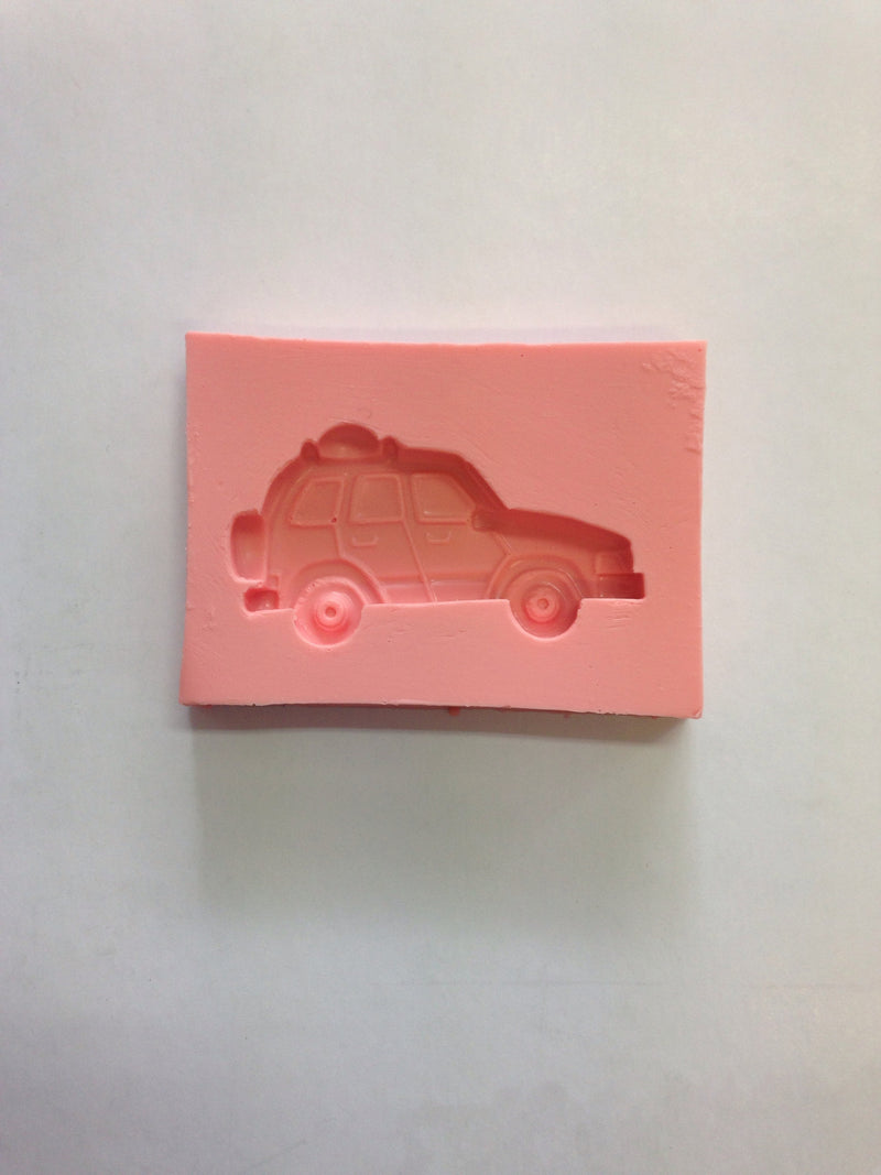 Silicone Mould - Car