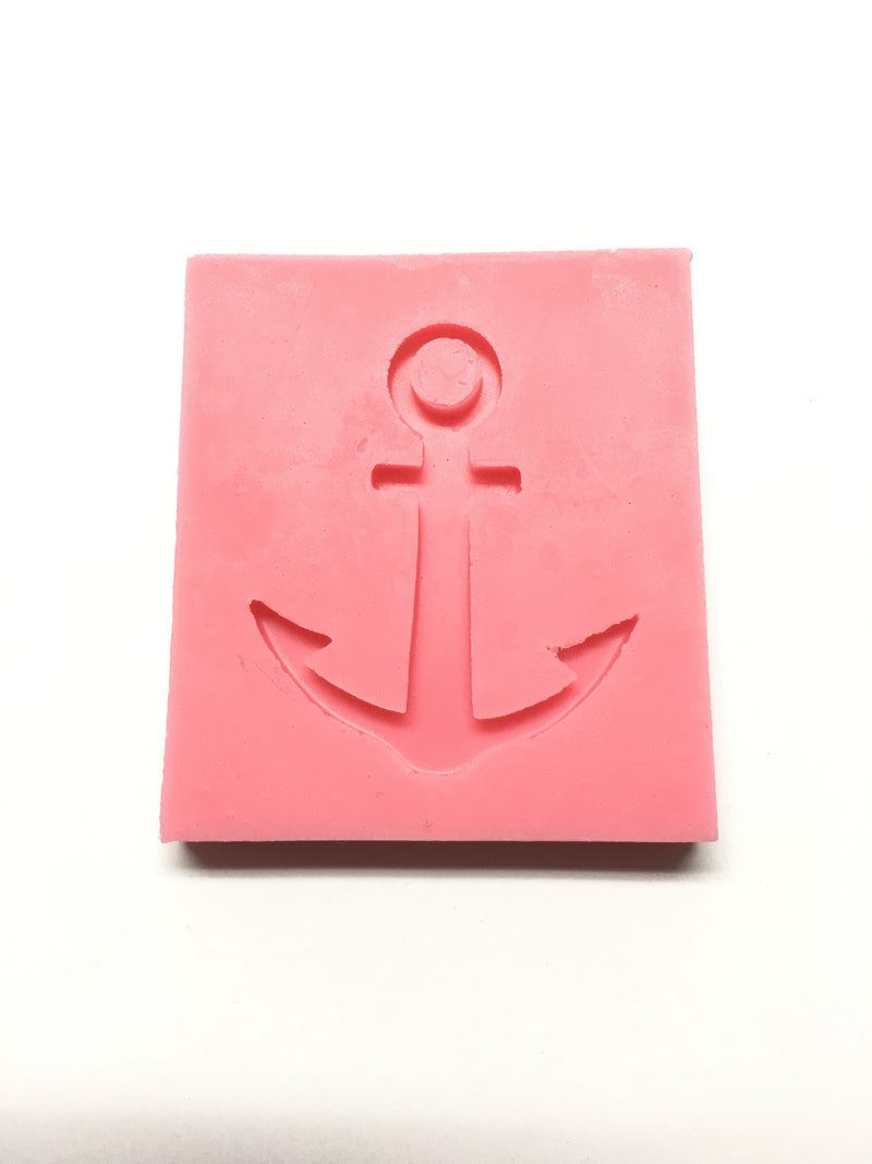 Silicone Mould - Anchor