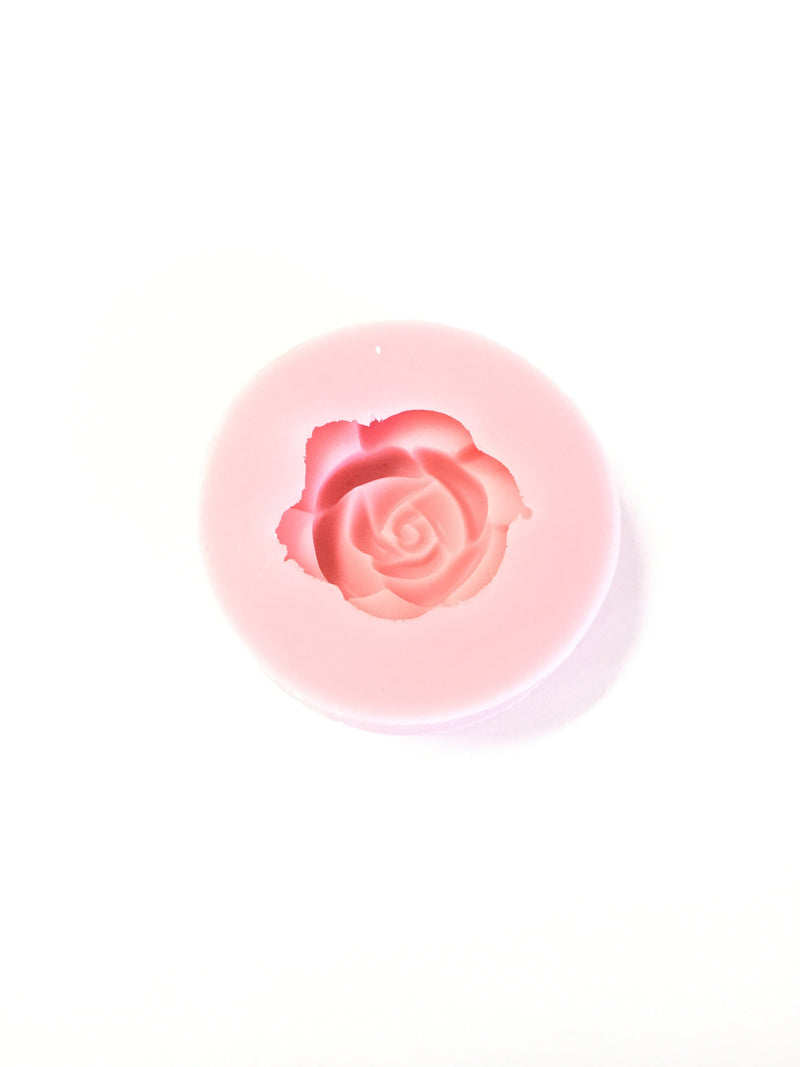 Silicone Mould - Rose 40mm