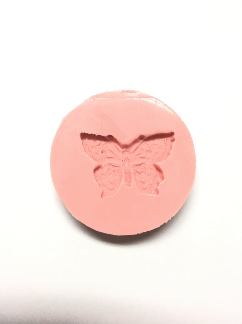 Silicone Mould - Butterfly small 31mm