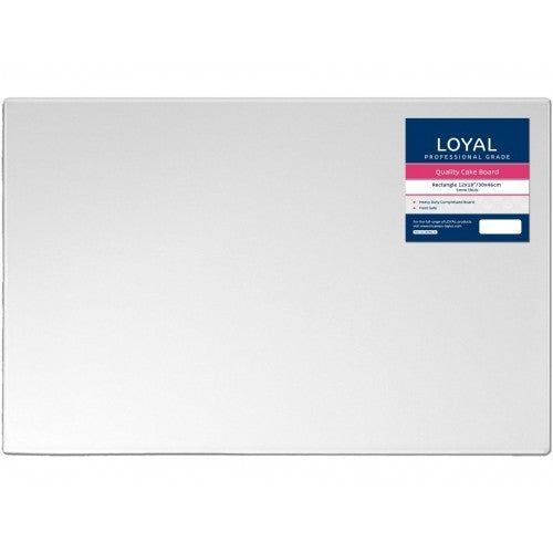 Rectangle Presentation Boards - White