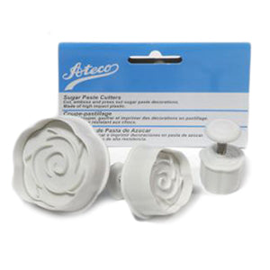 Plunger Cutter Set - Rose