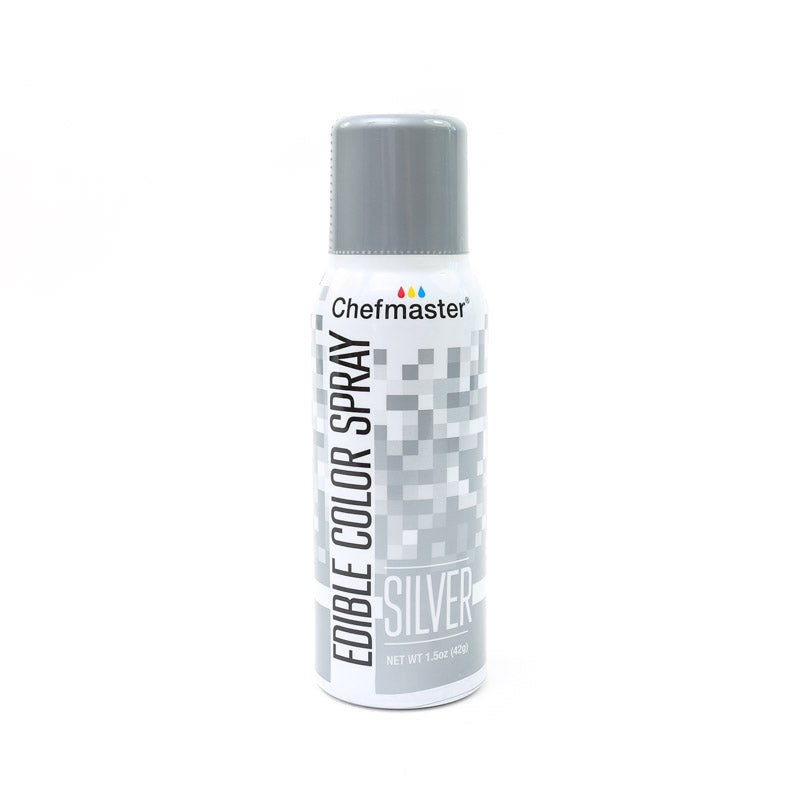 Edible Spray - Silver