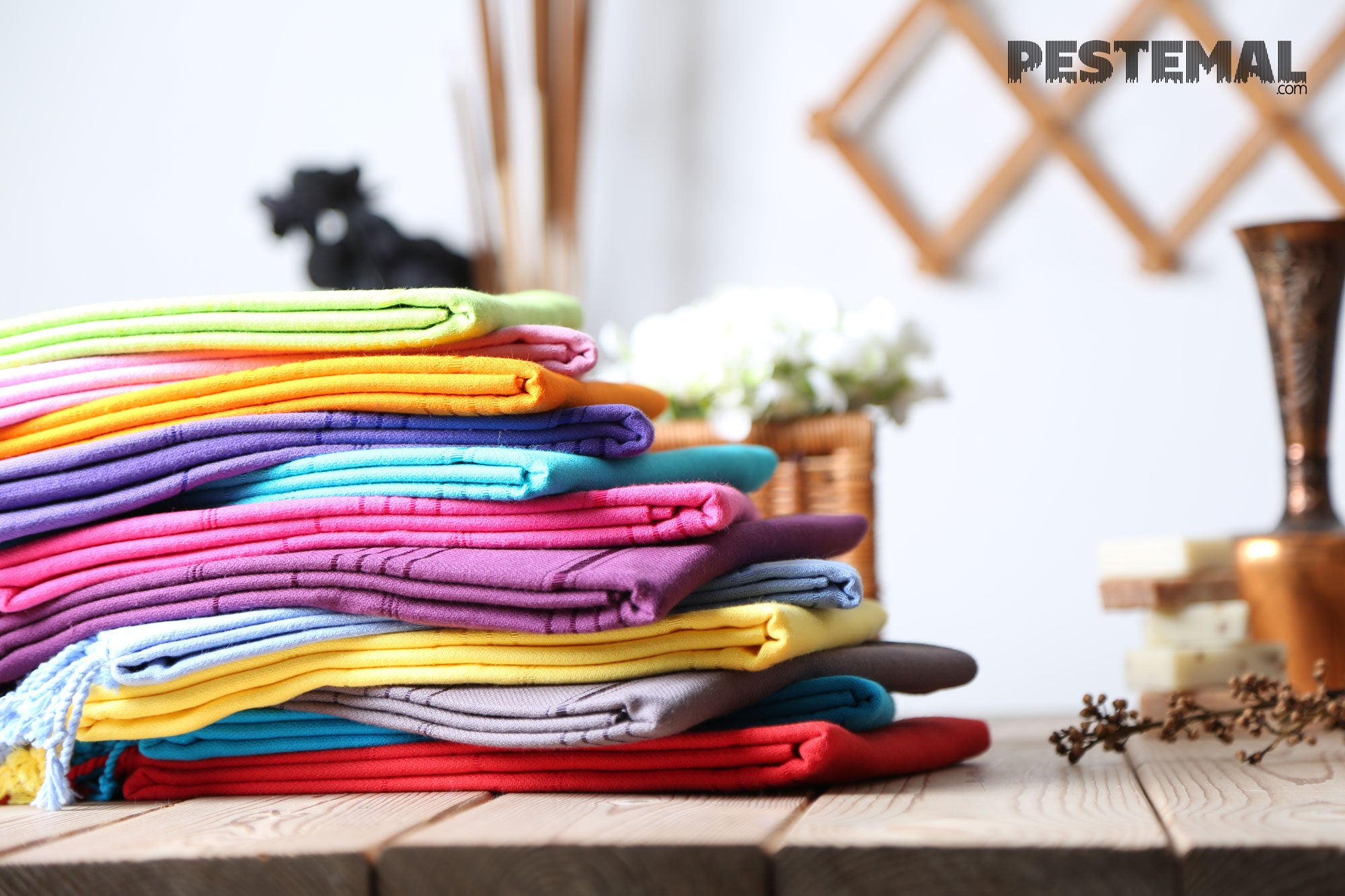 Be Part of the Summer Trend with Pestemal Towels
