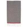 "Yildiz Motif Highly Absorbent and Soft Luxury Turkish beach and bath towel 36"" x 69"""