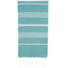Cacala Aqua Turkish Towel Front