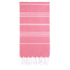 Cacala Darkpink Turkish Towel Front