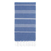 Cacala Nightblue Turkish Towel Front