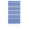 Cacala Oceanblue Turkish Towel Front