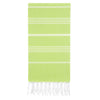 Cacala Pistachiogreen Turkish Towel Front