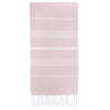 Cacala Rose Turkish Towel Front