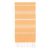Cacala Salmon Turkish Towel Front