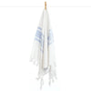 Cacala Double Side Elmas Hand Towel Blue