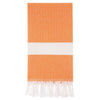 Cacala Elmas Turkish Towel Orange