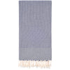 Turkish Towel Ella Dark Blue