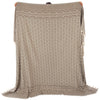 Grek_Towel_Throw_Blanket _ Brown
