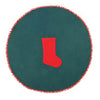 LailaAda Christmas Roundie Pestemal Throw - pestemalcom
