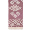 Nederland Turkish Towel Burgundy