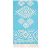 Nederland Turkish Towel Turquoise